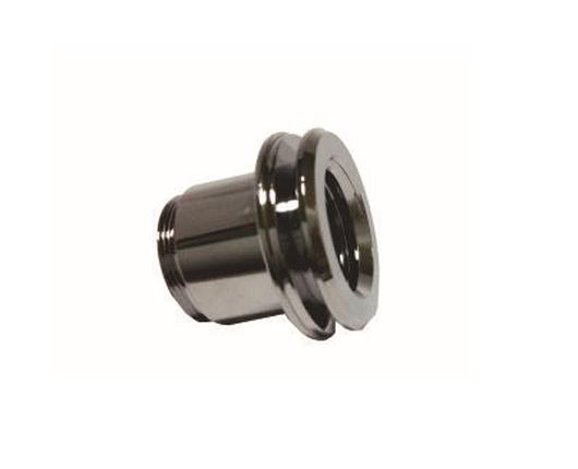 CNC复合式走心机加工零件